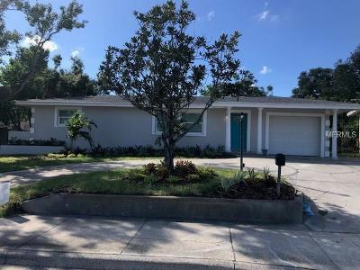 Seminole Single Family Home For Sale: 11472 Park Boulevard