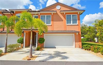 St Petersburg Townhouse For Sale: 749 Date Palm Lane
