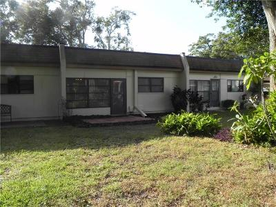 Clearwater Villa For Sale: 1533 Mission Hills Boulevard