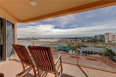 Clearwater Beach Condo For Sale: 501 Mandalay Avenue #607