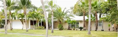 Clearwater Beach Single Family Home For Sale: 1040 Mandalay Avenue