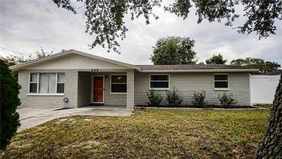 Tarpon Spring, Tarpon Springs Single Family Home For Sale: 540 E Boyer Street