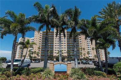 Clearwater Beach Condo For Sale: 880 Mandalay Avenue #N1011