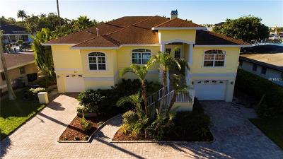 Belleair, Belleair Bluffs Single Family Home For Sale: 17 N Pine Circle