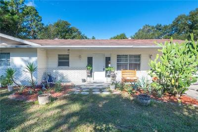 Brooksville Single Family Home For Sale: 8107 Fort Dade Avenue
