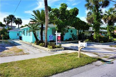 Clearwater Beach Multi Family Home For Sale: 756 Mandalay Avenue