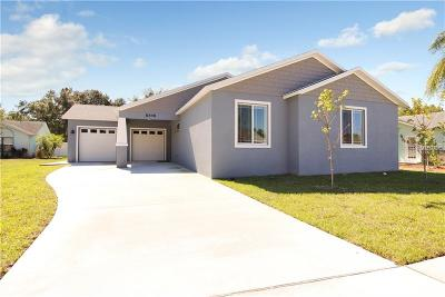 New Port Richey Single Family Home For Sale: 8448 Red Roe Drive