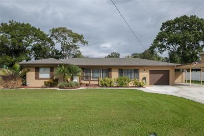 Clearwater, Clearwater Beach Single Family Home For Sale: 3108 Downing Street