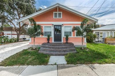Dunedin Single Family Home For Sale: 757 Main Street
