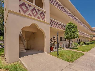 Clearwater Condo For Sale: 2384 Tahitian Lane #46