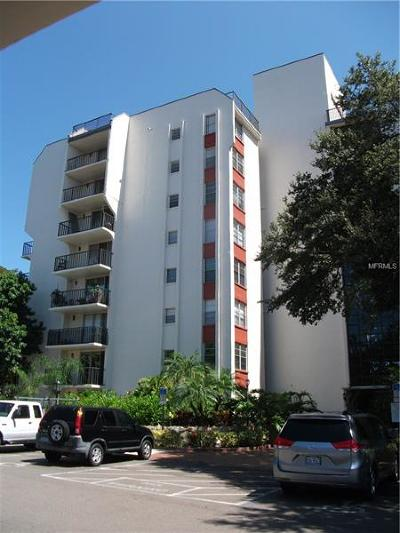 Clearwater Condo For Sale: 2699 Seville Boulevard #504