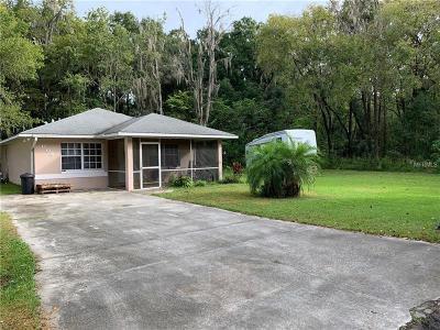 Plant City Single Family Home For Sale: 604 E Virginia Avenue