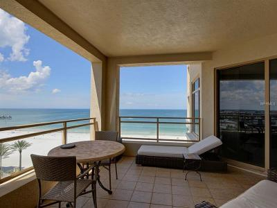 Clearwater Beach, St Pete Beach Condo For Sale: 11 Baymont Street #1007