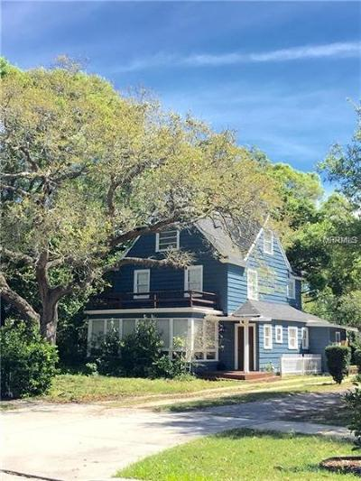 Clearwater Single Family Home For Sale: 505 N Jefferson Avenue