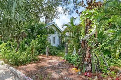 Gulfport Single Family Home For Sale: 3007 Beach Boulevard S