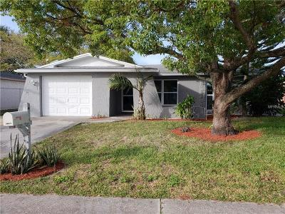 Port Richey Single Family Home For Sale: 7211 Heath Drive