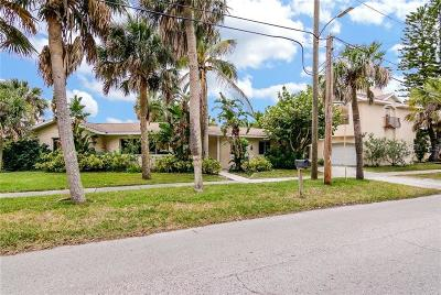 Clearwater Beach Single Family Home For Sale: 1010 Bay Esplanade