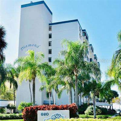 Clearwater Beach FL Condo For Sale: $284,000