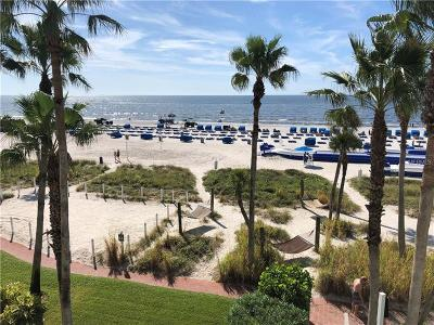 St Pete Beach Condo For Sale: 5500 Gulf Boulevard #4222