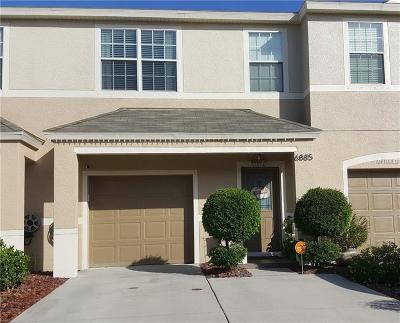 Pinellas Park Townhouse For Sale: 6885 46th Lane N