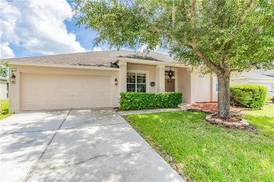 Wesley Chapel Single Family Home For Sale: 3614 Juneberry Drive