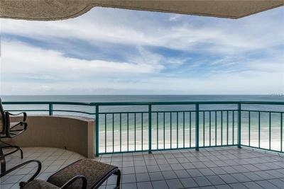 Clearwater Beach Condo For Sale: 1560 Gulf Boulevard #1402