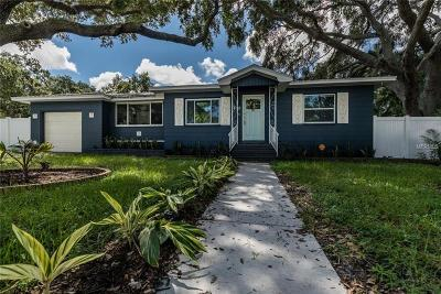 St Petersburg Single Family Home For Sale: 7430 5th Avenue N