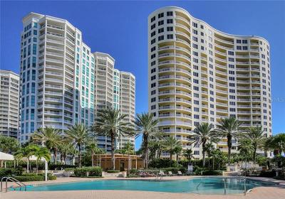 Clearwater Beach Condo For Sale: 1200 Gulf Boulevard #102