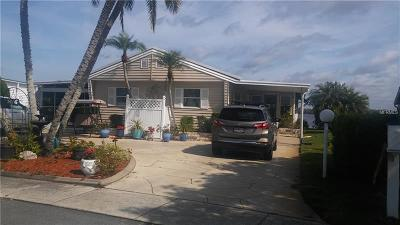 Hernando County, Hillsborough County, Pasco County, Pinellas County Mobile/Manufactured For Sale: 273 Colonial Boulevard #12