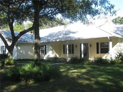 Seminole Single Family Home For Sale: 7749 De Long Way