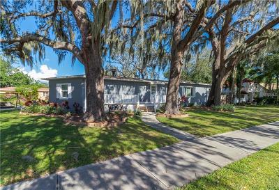 Saint Petersburg Single Family Home For Sale: 2435 49th Street N