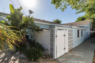 Madeira Beach Single Family Home For Sale: 253 Boca Ciega Drive