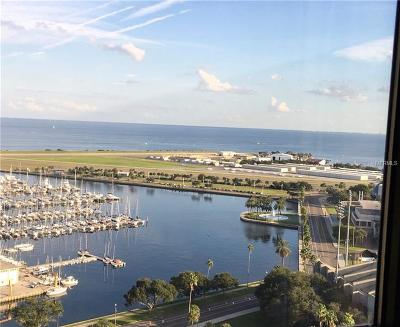 St Petersburg Condo For Sale: 1 Beach Drive SE #2008