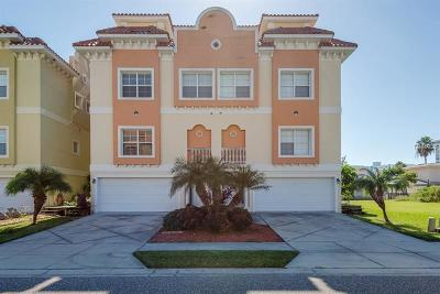 Redington Beach, Redington Shores Townhouse For Sale: 141 175th Avenue E