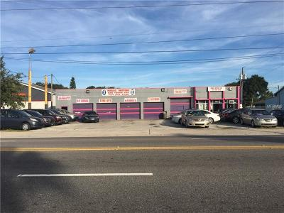 St Petersburg, Clearwater Commercial For Sale: 255 S Belcher Road