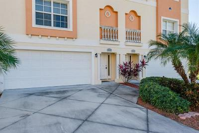 Redington Shores Townhouse For Sale: 143 175th Avenue E
