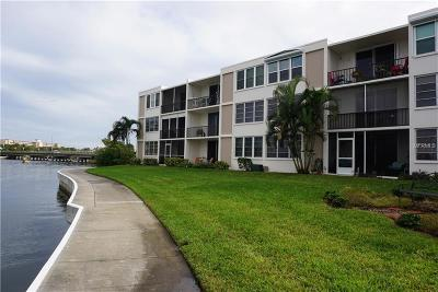 Hernando County, Hillsborough County, Pasco County, Pinellas County Rental For Rent: 7401 Bay Island Drive S #236