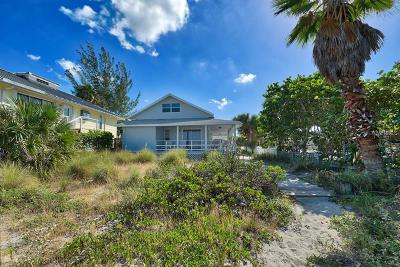 Indian Rocks Beach, Indian Shores Single Family Home For Sale: 19800 Gulf Boulevard