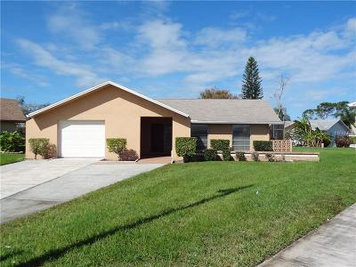 Clearwater, Clearwater`, Cleasrwater Single Family Home For Sale: 4447 Ontario Lane