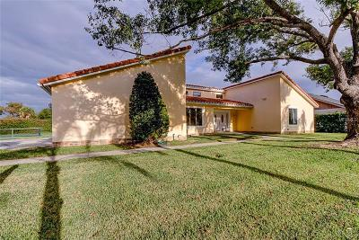 Hillsborough County, Pasco County, Pinellas County Single Family Home For Sale: 9591 Merrimoor Boulevard
