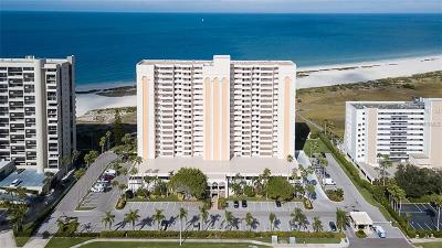 Clearwater Beach Condo For Sale: 1270 Gulf Boulevard #1203