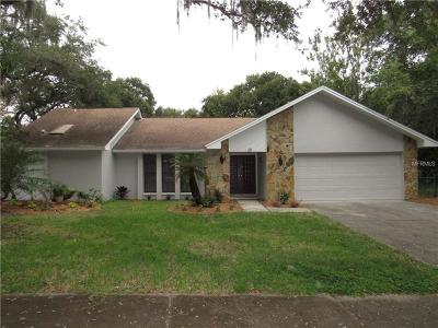 Safety Harbor Single Family Home For Sale: 62 Bay Woods Drive