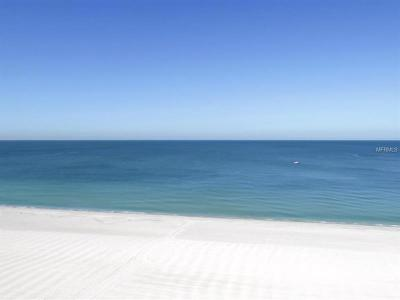 Clearwater Condo For Sale: 1350 Gulf Boulevard #902