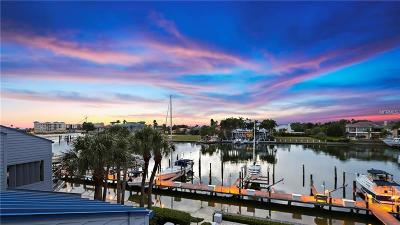 Tierra Verde Townhouse For Sale: 910 Pinellas Bayway S #206
