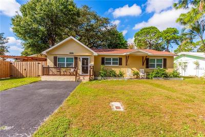 Hernando County, Hillsborough County, Pasco County, Pinellas County Single Family Home For Sale: 9000 2nd Street N