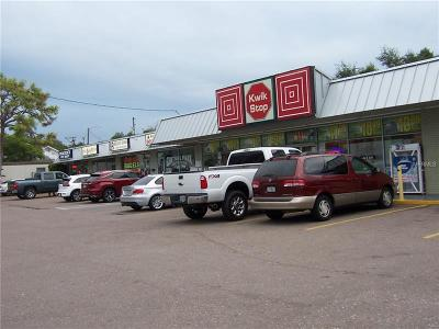 St Petersburg, Clearwater Commercial For Sale: 7330 Central Avenue