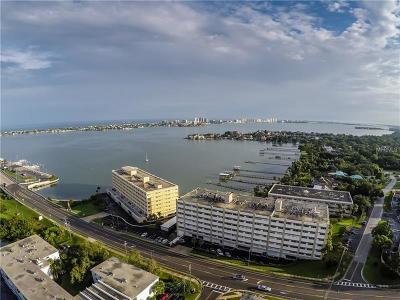 Belleair Bluffs Condo For Sale: 100 Bluff View Drive #304A