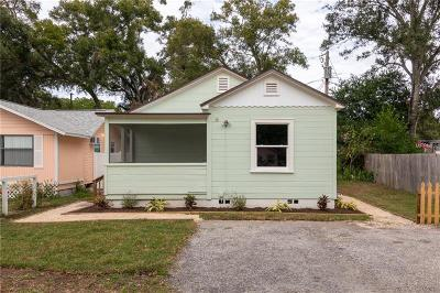 St Petersburg Single Family Home For Sale: 4827 Haines Road N