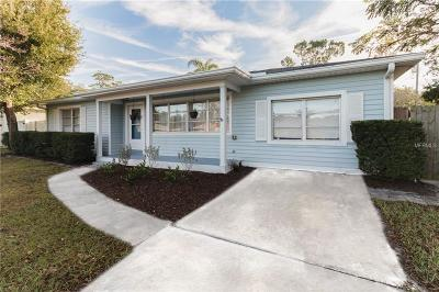 Clearwater Single Family Home For Sale: 911 Mark Drive
