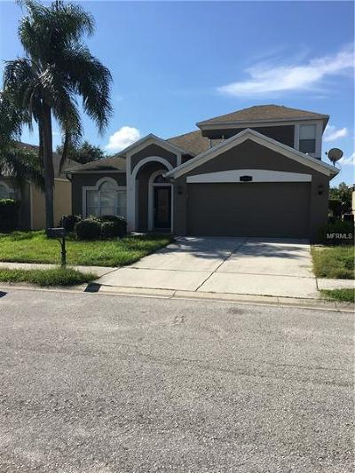Pasco County Single Family Home For Sale: 1749 Lady Palm Court